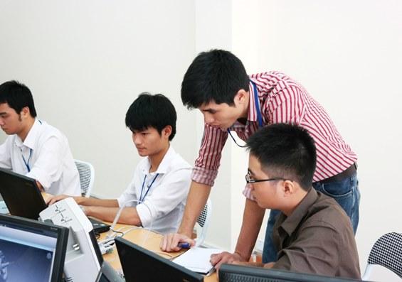 """Công trình nghiên cứu khoa học của trường ĐHQT Bắc Hà trong chương trình """"7 ngày công nghệ"""""""