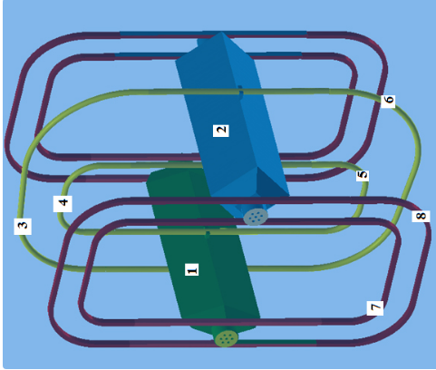 Máy phát điện thủy khí ACBell