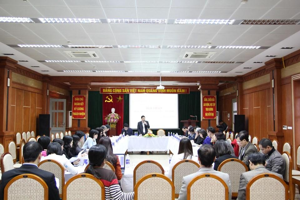 Hội thảo: Giải pháp cho sự phát triển kinh tế tri thức ở Việt Nam đến năm 2030