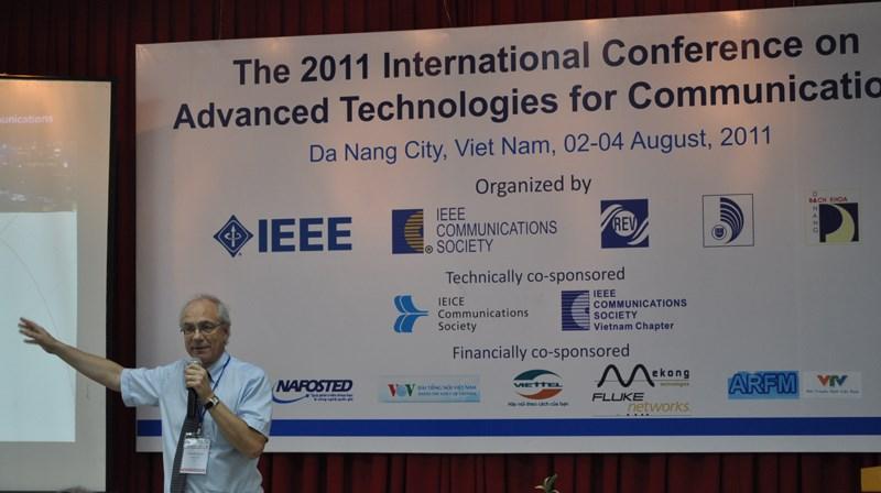 ĐHQT Bắc Hà tham gia Hội Nghị ATC 2011 Đà Nẳng 2 – 4/8/201