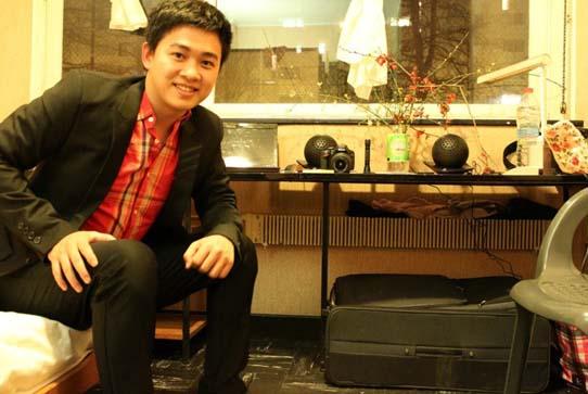 Hai đại diện của Đại học Quốc tế Bắc Hà tự tin tranh tài tại cuộc thi MR Hà Nội
