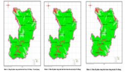 Nghiên cứu khảo sát Lập bản đồ đánh giá thổ nhưỡng, khí hậu của một số vùng cây đặc sản của địa phương từ đó xây dựng quy trình chăm sóc, bảo tồn và nhân rộng Một số đặc sản
