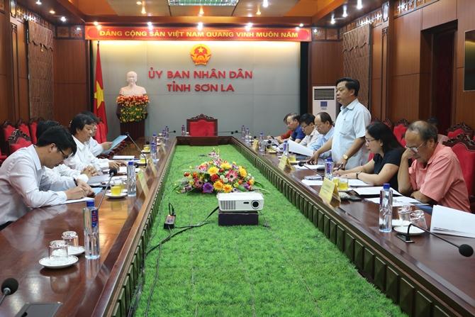 UBND tỉnh Sơn La làm việc với Trường Đại học Quốc tế Bắc Hà về hợp tác trong lĩnh vực đào tạo và nghiên cứu khoa học