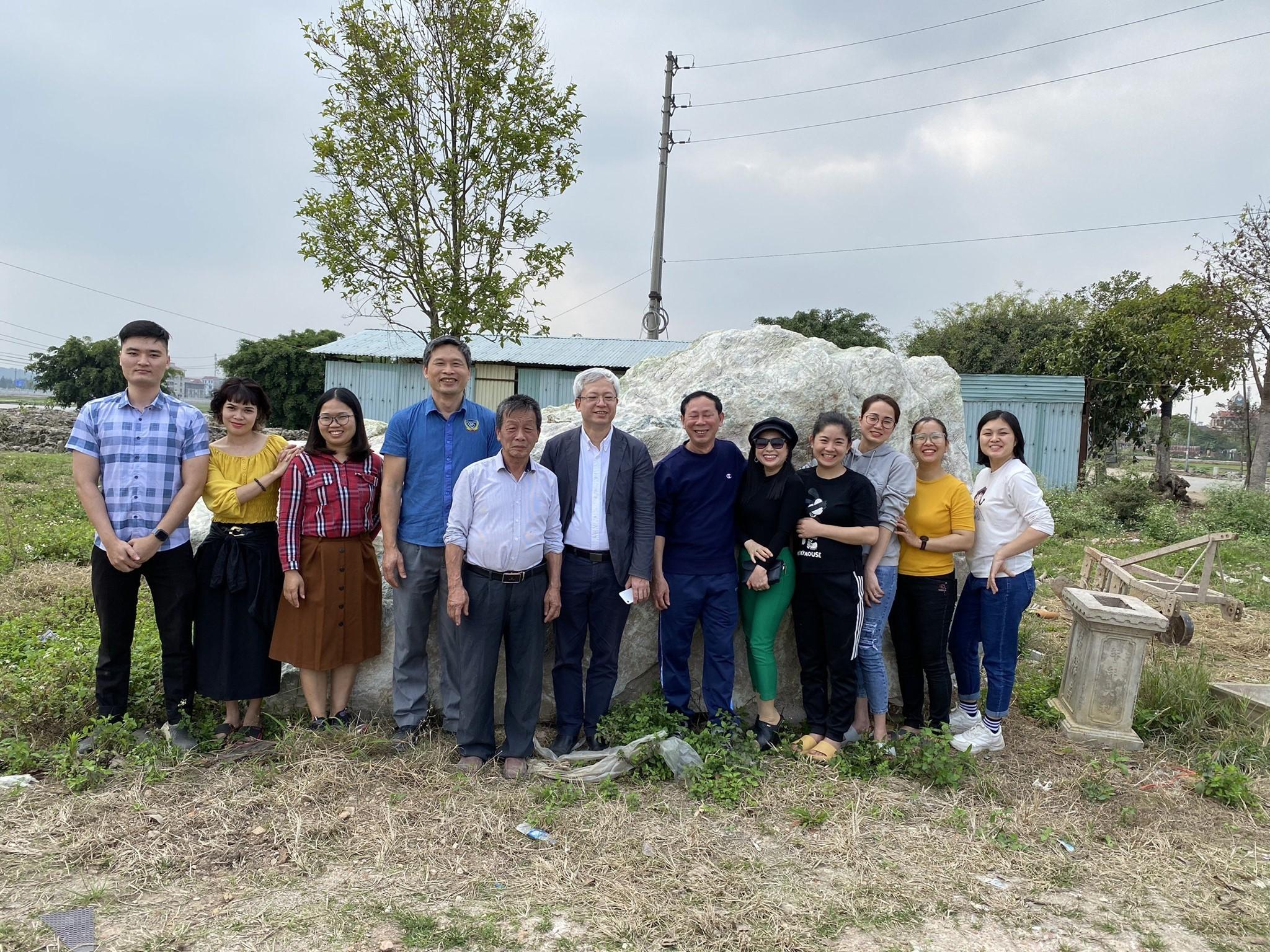 Trường Đại học Quốc tế Bắc Hà tổ chức Tết trồng cây xuân Tân Sửu 2021